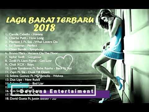 Lagu Barat Terbaru 2018 ( PALING BANYAK DI CARI ) Mp3