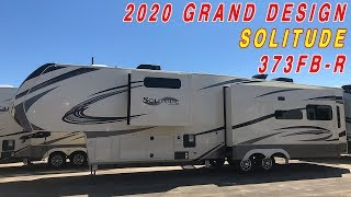 Join Will as he shows off the new GRAND DESIGN SOLITUDE 373FB-R
