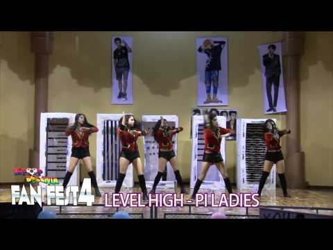 LEVEL HIGH - PI LADIES (LA PAZ)