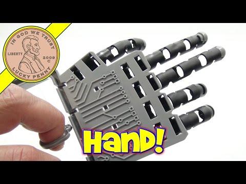 Robotic Hand - Grab Your Imagination!