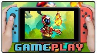 Pankapu | First 18 Minutes | Nintendo Switch