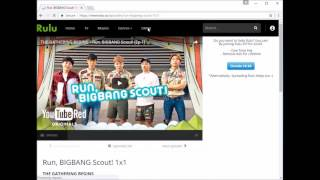 How to watch Run, BIGBANG Scout! for FREE! | Kenneth Mak