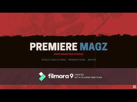 Video Teaser #PremiereMagz