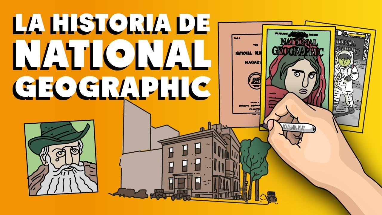 Historia de National Geographic