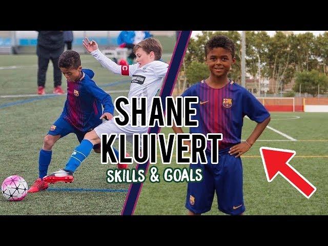 Shane Kluivert skills & goals - 2018/17 - FC Barcelona & PSG