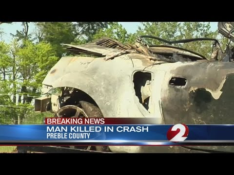 1 dead, 1 hospitalized after Preble Co car accident