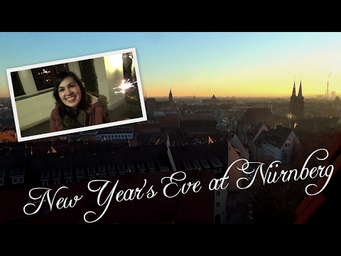 New Year's Eve at Nürnberg