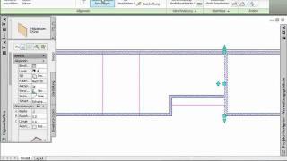 AutoCAD Architecture - Tutorial 01/15 - intelligente Wände