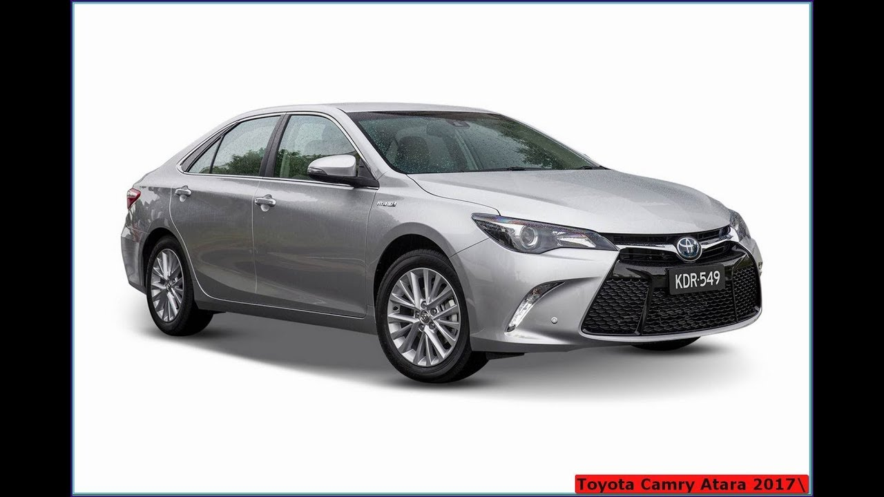 2017 Toyota Camry Cargurus Test Drive Review
