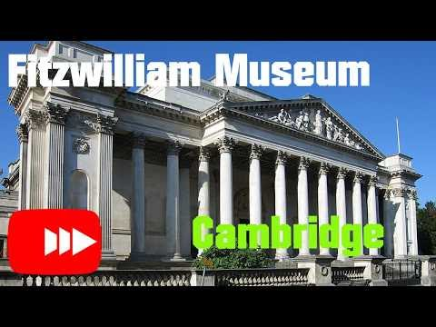 Cambridge Fitzwilliam Museum - let's go driving