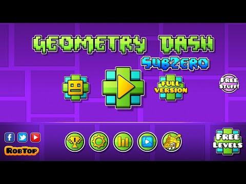 HOW TO GET LOCKED FULL GAME ICONS | GEOMETRY DASH SUBZERO