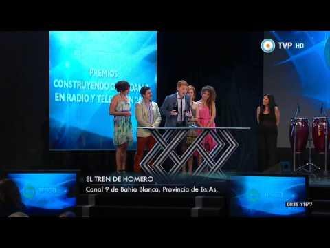 Premios Construyendo Ciudadanía 2014 del AFSCA - 26-11-14 (1 de 6)