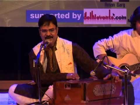 Moinuddin Ahmed Ghazal Saqiya Jaye Khaa in Awargi Concert