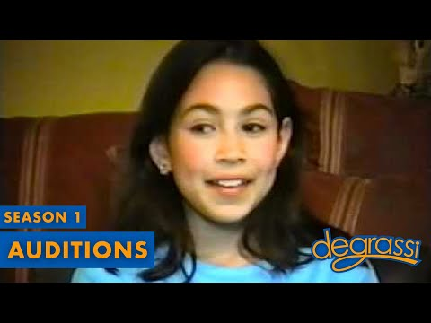 Degrassi: The Next Generation   Season 1   Auditions