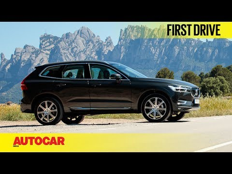 2017 Volvo XC60 | First Drive | Autocar India
