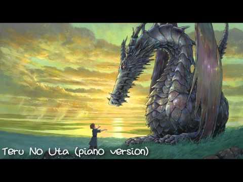 Teru No Uta // Piano Version (Tales From Earthsea)