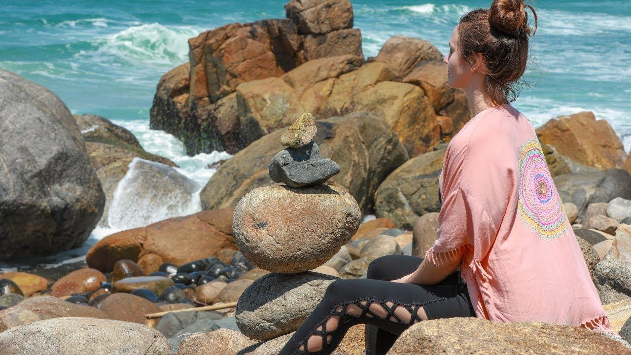 Meditação Guiada para ALIVIAR O CORAÇÃO e SE SENTIR EM PAZ.