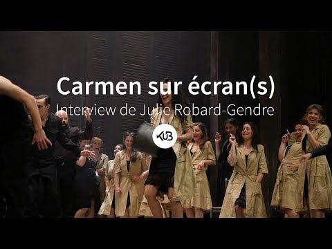 KuB - Carmen sur écran(s) - Julie Robard-Gendre