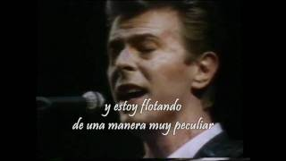 David Bowie - Space Oddity (Subtítulos español)