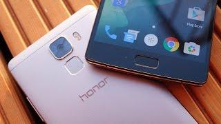 Honor 7 vs OnePlus 2 - Vergleich | GIGA
