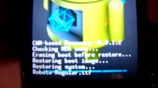 Dual Boot? Geeksphone Keon con FirefoxOS 1.2 y Android (Aurora ICS) 4.algo