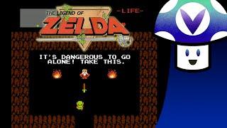 [Vinesauce] Vinny - The Legend of Zelda (NES)