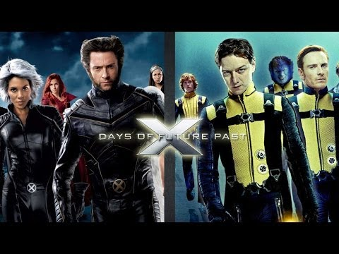 X-MEN: DAYS OF FUTURE PAST Final Trailer Hits The Web - AMC Movie News