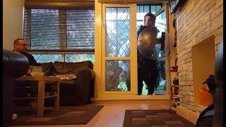 Police Drug Raid prank