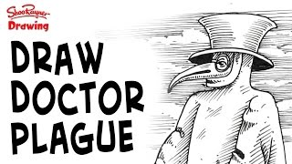 How to Draw the Plague Doctor