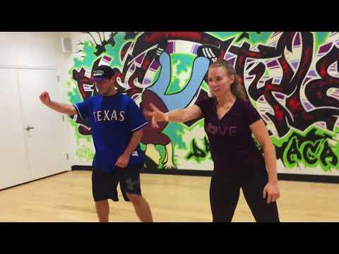 "jbalvinVEVO ""Mi Gente"" Dance Choreography Tony Azzaro & Colleen Dougherty - Freestyle Dance Academy"