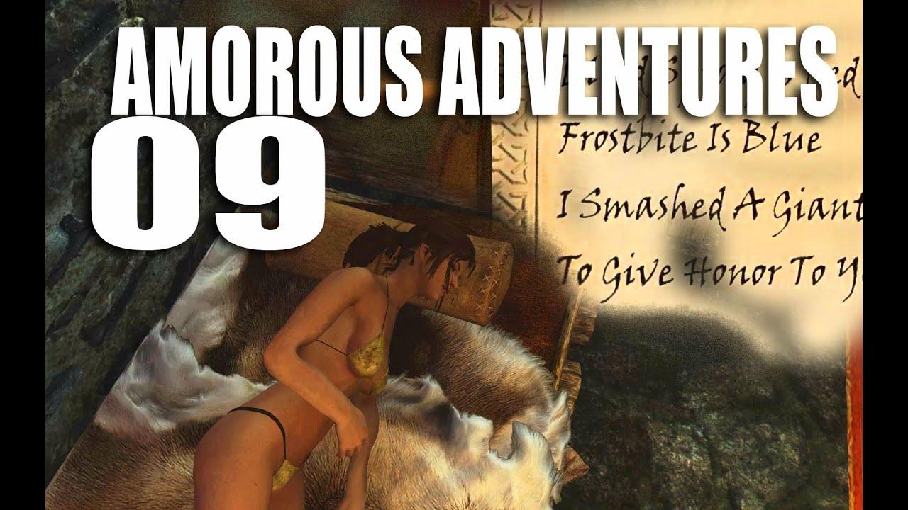 skyrim amorous adventures mod