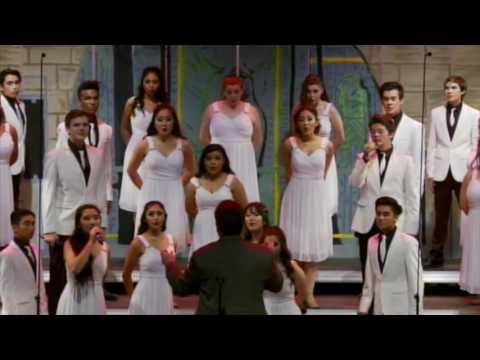 Garden Grove Unified School District - Pacifica High School Show Choir
