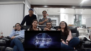 Marvel Studios' Avengers: Endgame Official Trailer | Reaction + Discussion