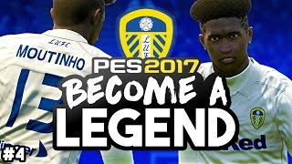 BECOME A LEGEND! #4 |PES 2017! |
