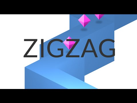 Обзор игры Zigzag for android