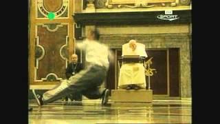 Jan Paweł II - papież sportu