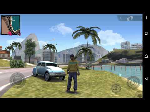 Обзор игры Gangstar Rio на андроид