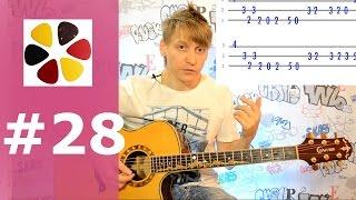 Видеоуроки игры на гитаре для начинающих (урок28) учим табулатуры соло Кукушка- Кино(Вконтакте http://vk.com/groups видеоуроки,(для начинающих) игры на гитаре. На примере Соло Кино-Кукушка учим табулату..., 2015-10-02T16:40:04.000Z)