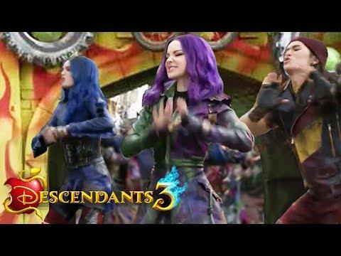Descendants 3 Trailer - New LEAKED Sneak Peek!