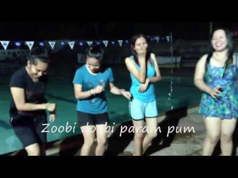 SRC zoobi doobi pool 2013