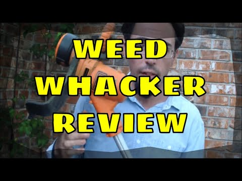 Black And Decker Electric String Trimmer Review Youtube