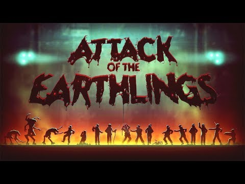Attack of the Earthlings | Game Review | Gameplay | Letsplay | PC | HD