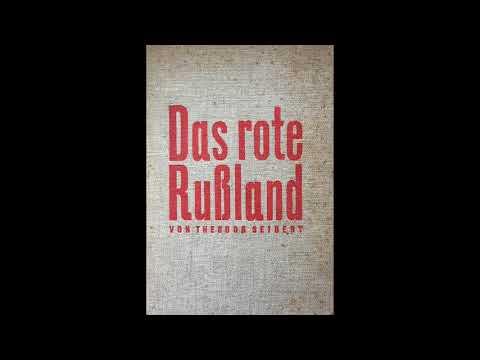 Das rote Rußland - Kapitel 1 - Das falsche Bild vom alten Rußland