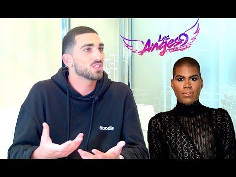 Une relation gay avec le fils de Magic Johnson? Anthony (Les Anges 9) répond !