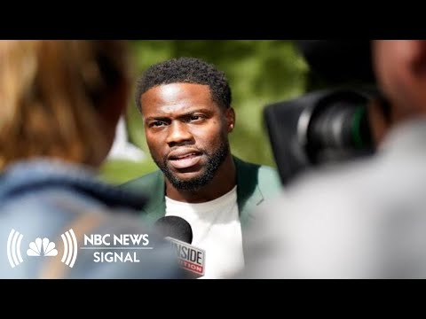 Should Kevin Hart Have Given Up His Oscars Gig? | NBC News Signal