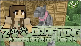 Zoo Crafting! A Statue for Lily-Girl!! - Episode #78 | Season 2