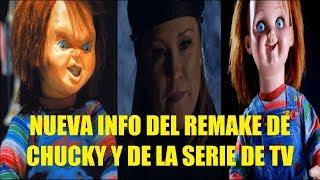 Nueva Info del Remake de Chucky y de la Serie de TV Explicacion de los Derechos