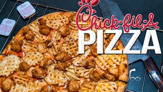 Download Mp3 The Chick-fil-a Pizza: Would You Eat This? | Sam The Cooking Guy 4k