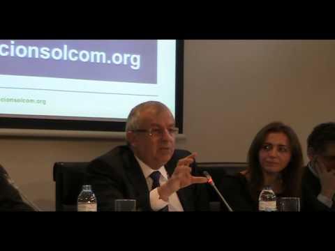 SOLCOM - Juan Rodríguez Zapatero - Mesa redonda sobre Educación Inclusiva