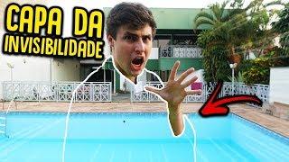 COMPREI UMA CAPA DE INVISIBILIDADE !! ( REAL ) [ REZENDE EVIL ] thumbnail